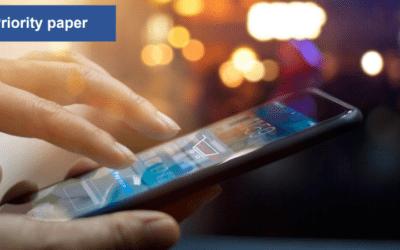 ECOM-Priority Paper-Main priorities for the European Digital Commerce sector 2021