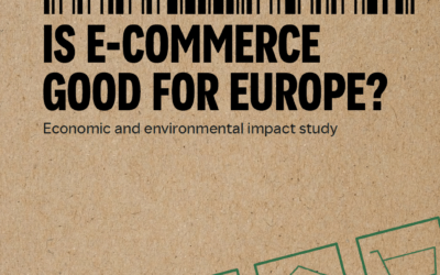 Oliver Wyman – Is E-Commerce Good For Europe?
