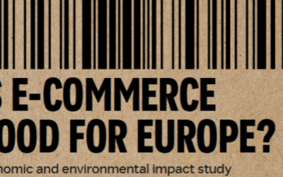 Rethinking the economic and environmental impact of e-commerce: a new study on e-commerce impact in Europe