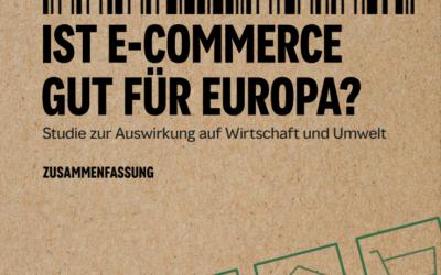 Oliver Wyman – Ist E-Commerce gut für Europa?
