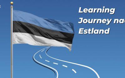 Learning Journey Estland – 06. bis 09. Oktober 2021