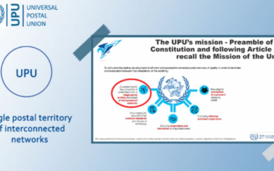 UPU: Opening to wider postal stakeholders / Single postal territory of interconnected networks