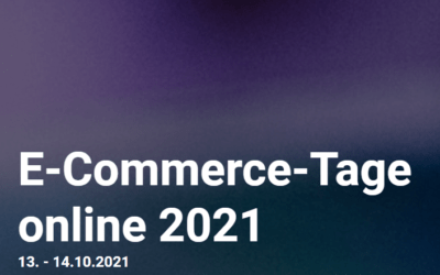 E-Commerce-Tage online 2021