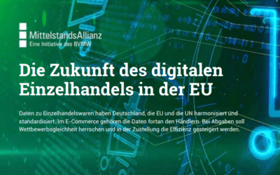 Die Zukunft des digitalen Einzelhandels in der EU