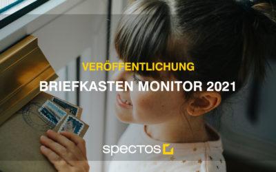 Briefkasten Monitor 2021: Verbrauchersicht zu Briefen, Werbepost & Warensendungen